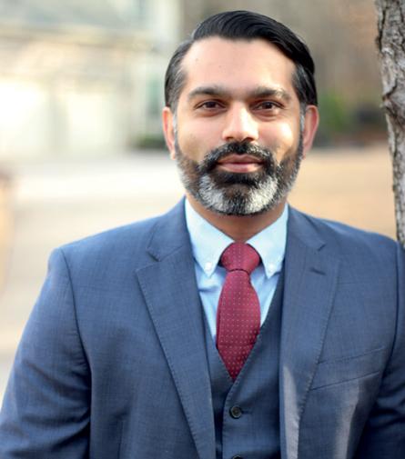 Talha Faruqi, President, Aventure Aviation