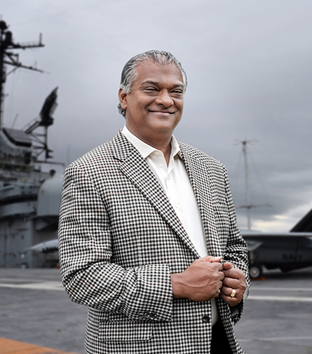 Sam Thevanayagam, CEO, Parts Life, Inc.