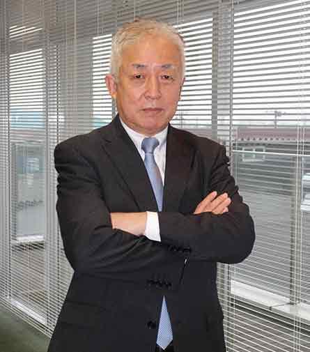 Hirohito Mizuhara, Executive Managing Director, Tokyo Boeki Techno-System (TTS)