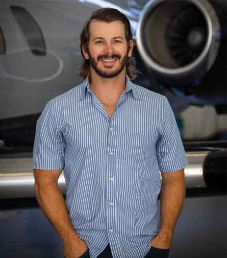 Chris Kunkle, VP of Operations, Central Coast Jet Center (CCJC)