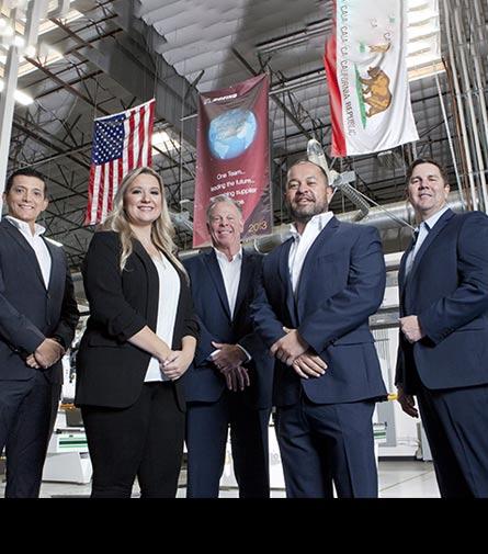 Cesar Porras, President & Jeff Woodard, Chief Financial Officer, Lamsco West, Inc.