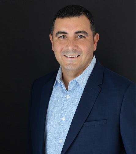 Jason Rios, Sr Vice President & General Manager, Aerospace Sentient Science Corporation