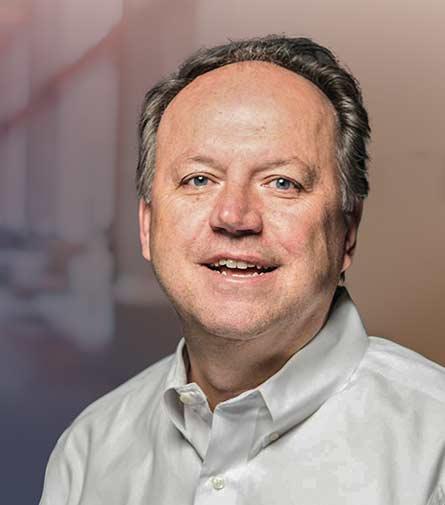Martin Kits van Heyningen, President and CEO, KVH