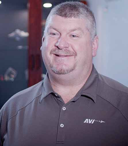 Tim Claude, President, Auto-Valve, Inc. (AVI)