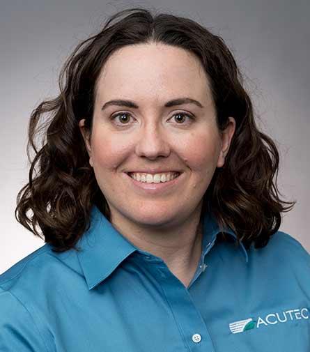Elisabeth Smith, President and CEO, Acutec Precision Aerospace Inc.