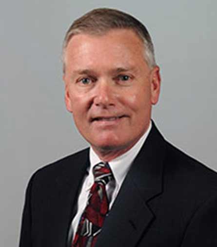 Mike Ward, VP of sales, parts, and component repair, Dallas Aeronautical Services