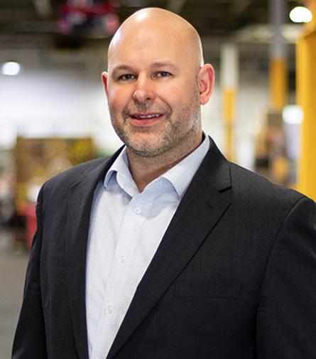 John Ericson III, President , Ericson Manufacturing