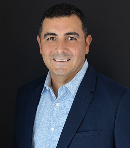 Jason Rios, Senior Vice President, and General Manager, Sentient Science