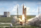 NASA's New Human Spaceflight Leader Nods for SLS Launch