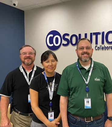 CoSolutions, Inc.: The Unanimous Choice for...