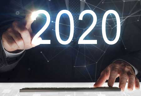 2020: The Year of Space Technology