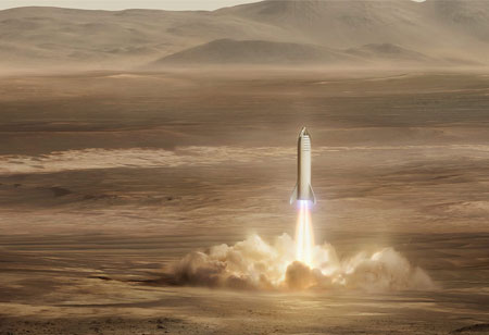 SpaceX Set to Launch Starship by 2022