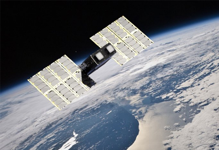 Kepler Launches First Internally Produced GEN1 Satellite
