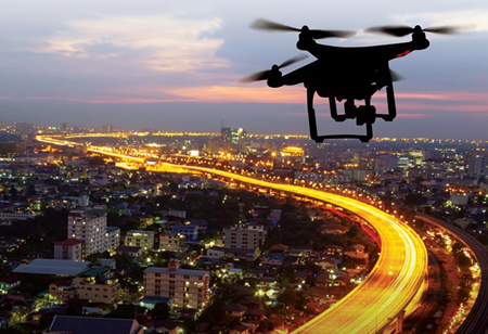 Drones for the Future of Security and Surveillance