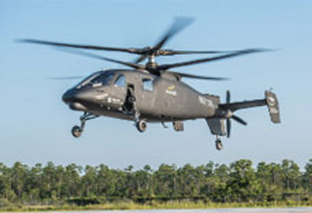 UTC Aerospace Systems Revamps the Historic S-97 Raider Aircraft with New Systems and Components