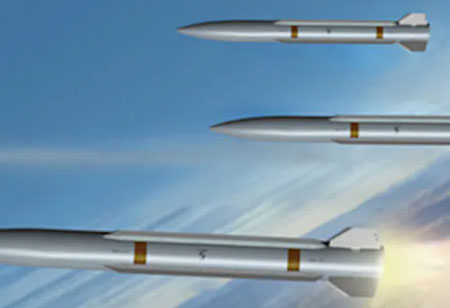 Raytheon Unveils More Efficient Air-to-Air Peregrine Missile
