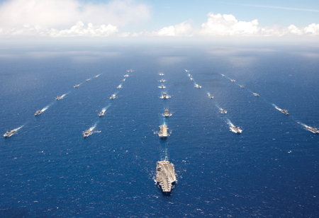 Compile to Combat in 24 Hours - Transforming The Navy's Information War fighting Platform
