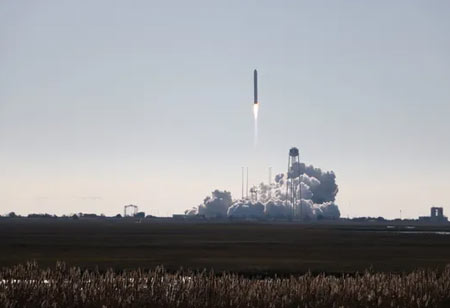 ASU Mini-Satellite Successfully Launches from ISS