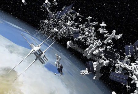 U.S. Lawmakers Say New Legal Framework Required to Avoid Space Debris