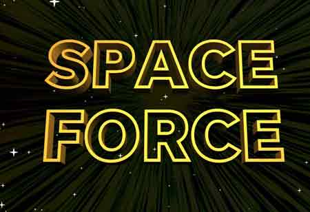 U.S. Space Force is Up and Running