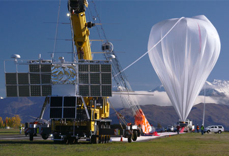 Hot Air Balloons to Launch Satellites Now