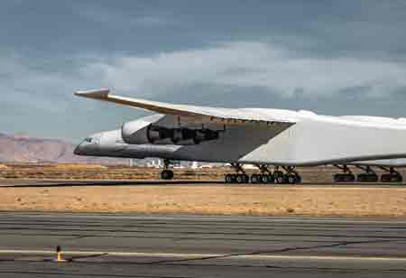 Stratolaunch Announces to Resume Test Flights Later this Year