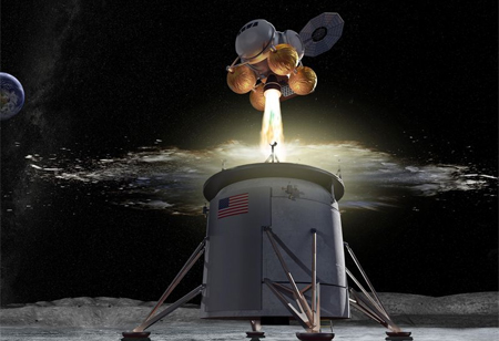 NASA Aiming to Reorganize Human Spaceflight Directorate