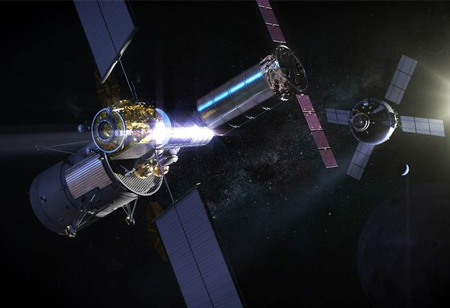 NASA to Fly First Science Payloads on Lunar Gateway
