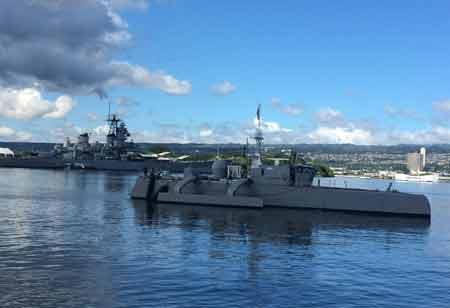 Reimagine Naval Power