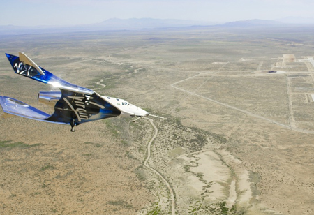 NASA Picks its First Human-Tended Suborbital Research Payload