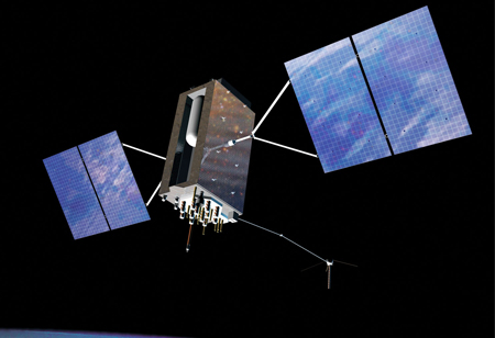 Space Missile Systems Center Awards USD 378 Million Deal to Raytheon