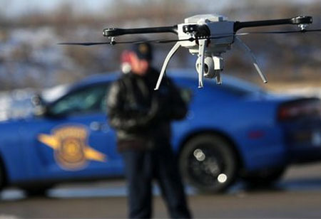 Why Law Enforcement Officers are Utilizing Drones?