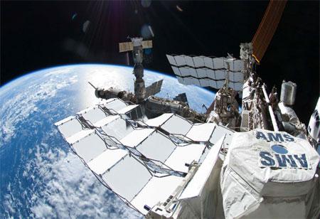 Uncertain on AMS Repairing Dates: NASA