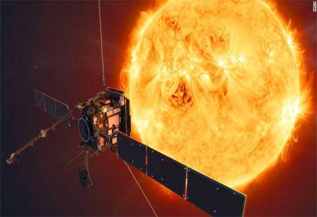 Solar Orbiter Mission Launched to Study the Sun