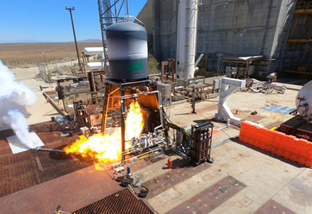 ABL Space Systems Completes Integrated Stage Testing of the RS1 Launch Vehicle