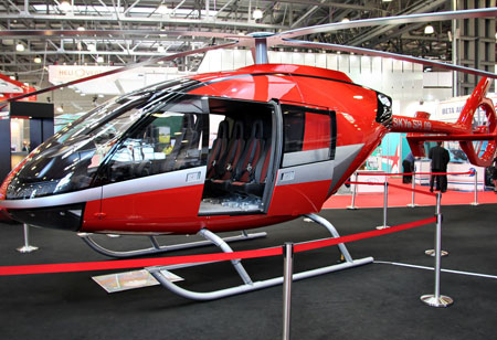 Kopter's SH09 to Make Huge Impact on Air Medical Sector