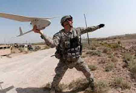All about the Usage of Micro-and Nano-Drones in the Military Sector