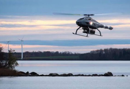 SKEDLAR Wins New Contracts with First Unmanned Vertical Take-Off & Landing Aircraft