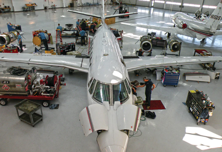What are the Challenges that Aircraft Maintenance Sector Need to Address?