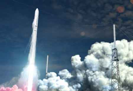 Relativity Space to 3D Print 95 Percent of Terran-1 Rocket