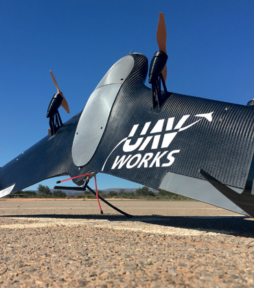 UAV Works: Harness the Power of Next-Gen UAV Technology