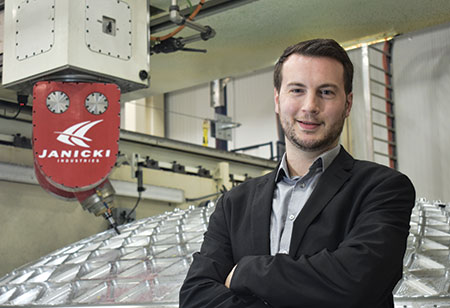 Janicki Industries: Designing and Building High-Precision Parts and Tooling