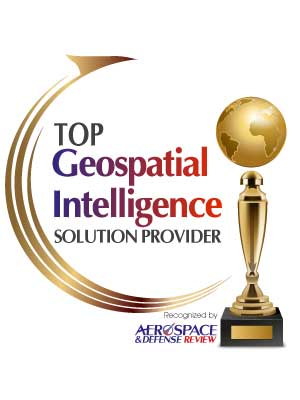 Top 10 Geospatial Intelligence Solution Companies - 2020