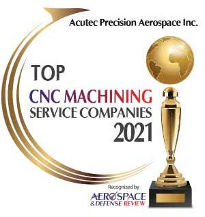 Top 10 CNC Machining Service Companies - 2021