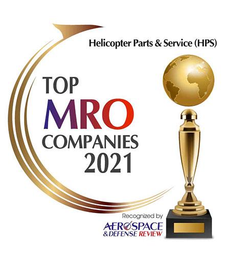 Top 10 MRO Companies - 2021