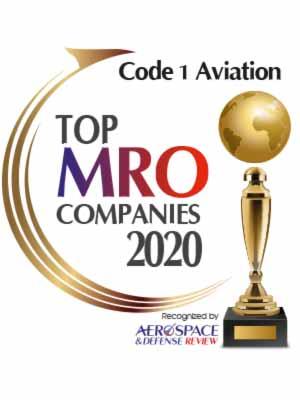 Top 20 MRO Companies - 2020