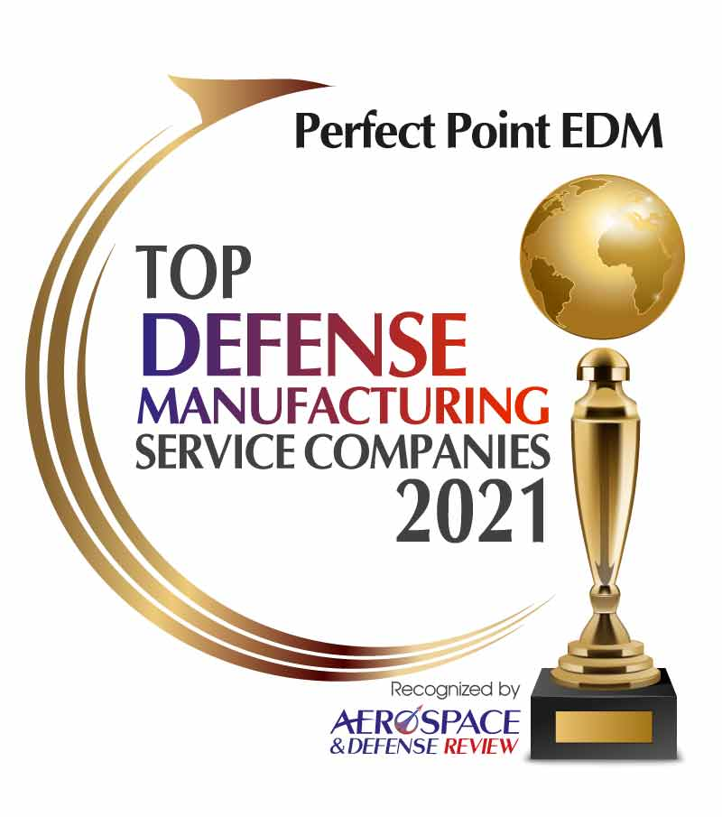 Top 10 Defense Manufacturing Service Companies - 2021