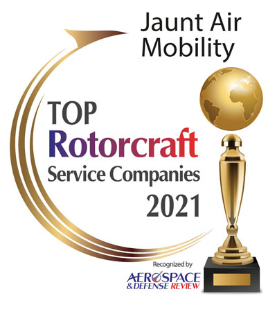 Top 10 Rotorcraft Service Companies - 2021
